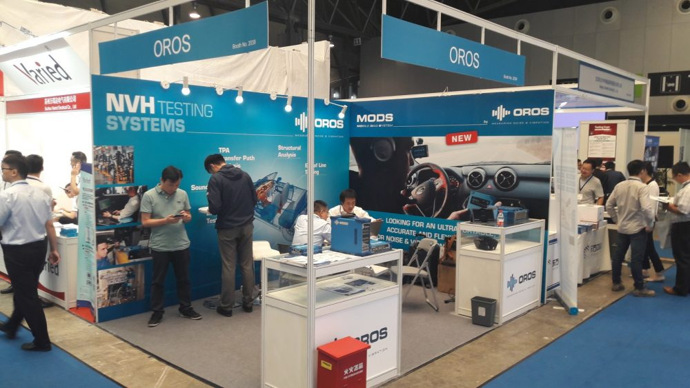 SAE 2019 Noise and Vibration Conference and Exhibition - OROS